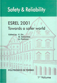 Proceedings ESREL 2001